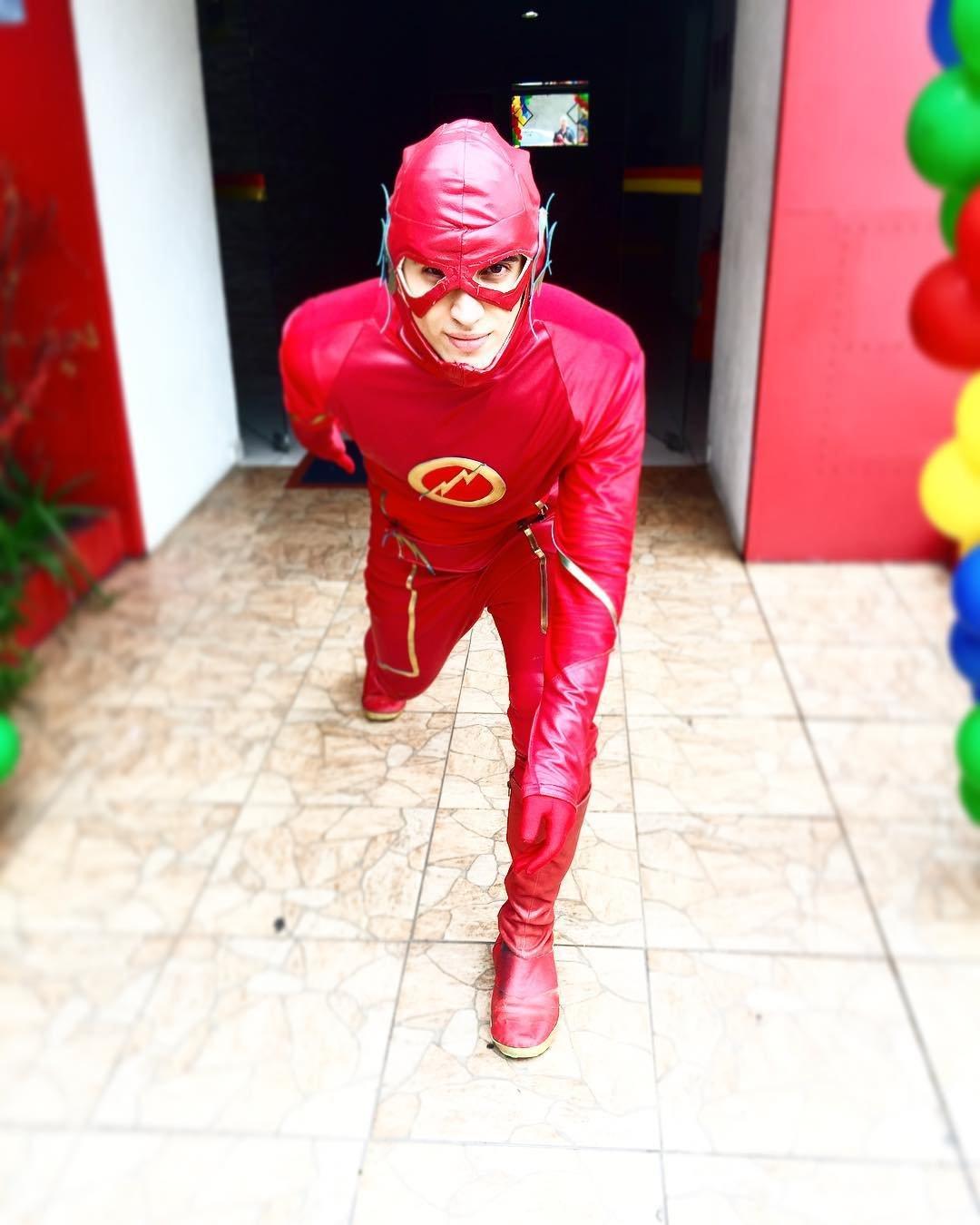 personagem pra festa infantil flash